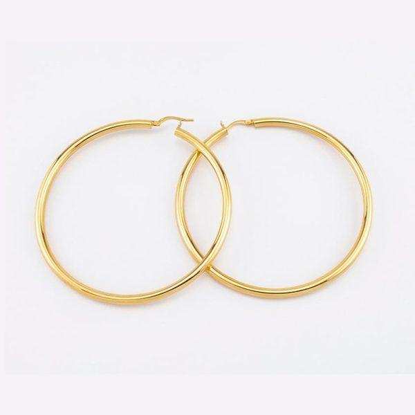 aros de oro
